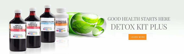 Home Detox Solution - Starter Kit