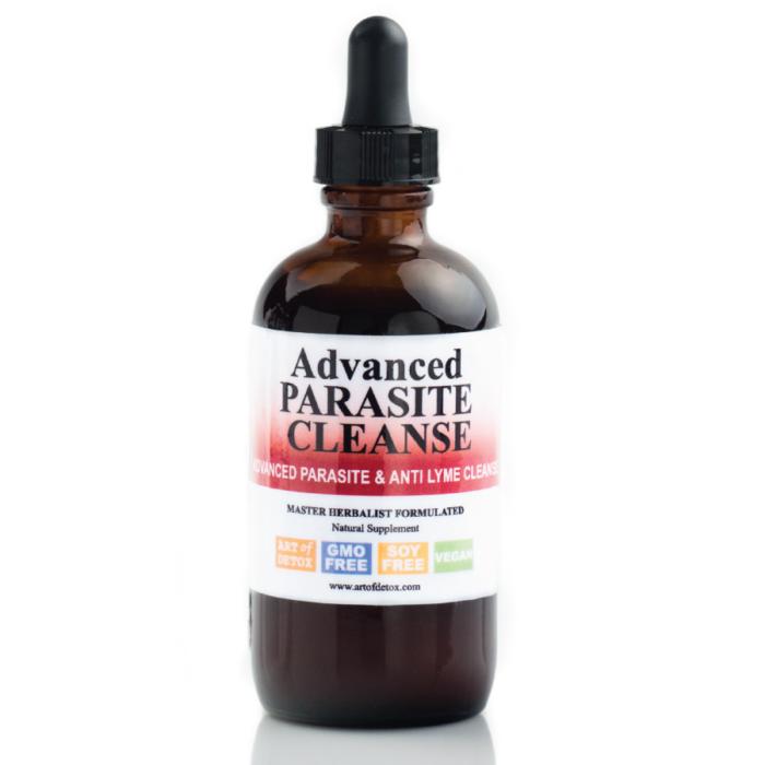 Advanced Parasite Cleanse Formula