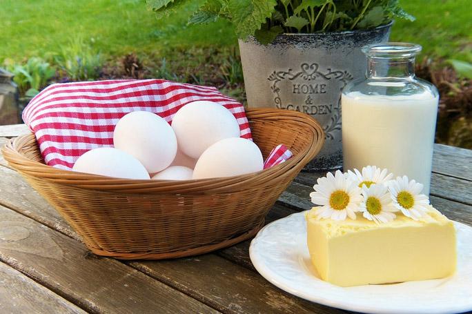 Milk Dairy Detox