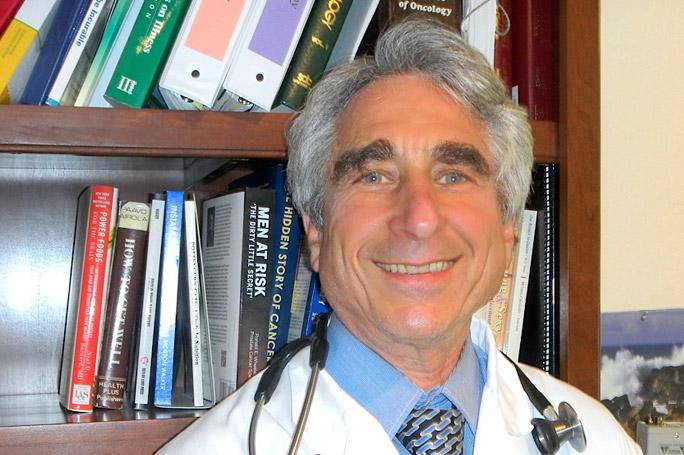 Dr. Robert Rowan against Pharma