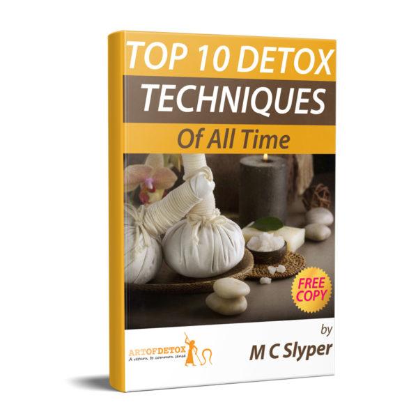 Top 10 Detox Techniques