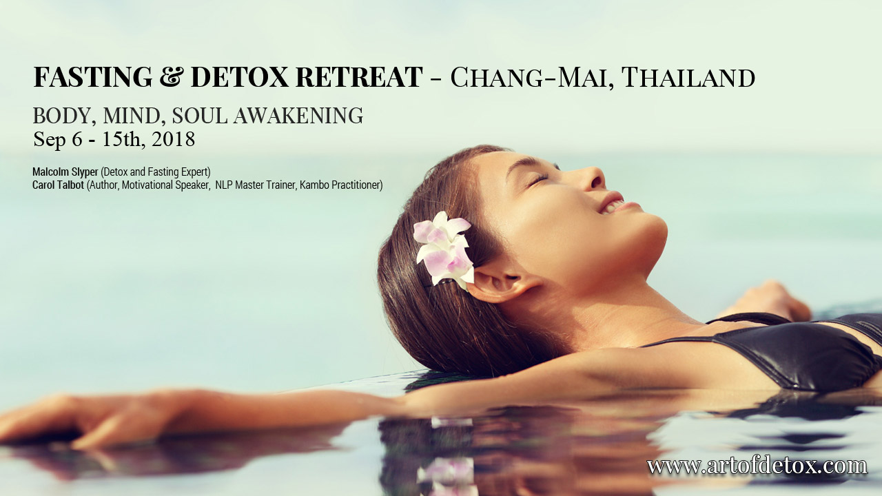 Fasting And Detox Retreat