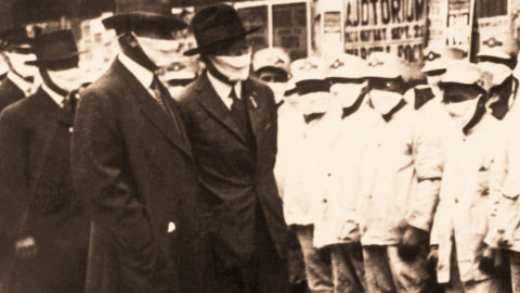 1918 Influenza Epidemic was a Vaccine-caused Disease