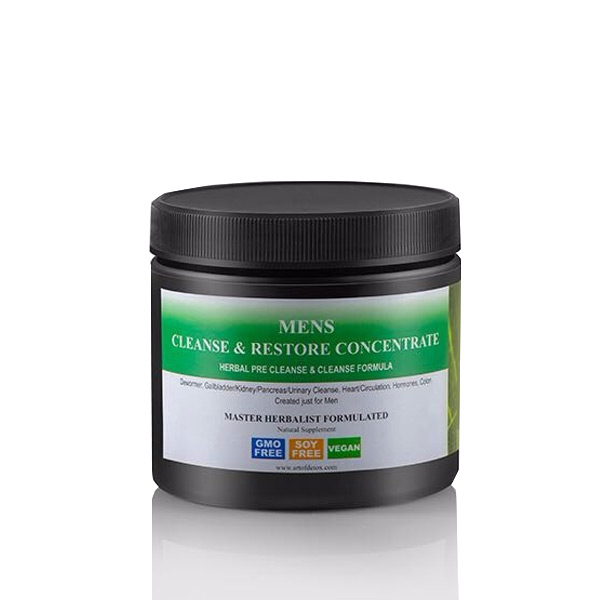 Mens Cleanse Restore Concentrate