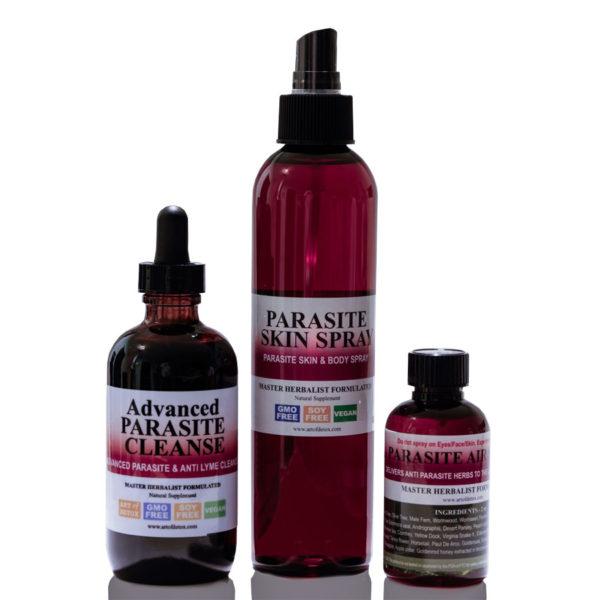 3 Part Anti-Parasite Kit