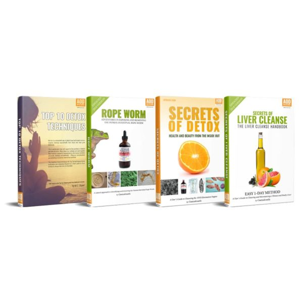 Cleanse & Detoxification E-Books Pack