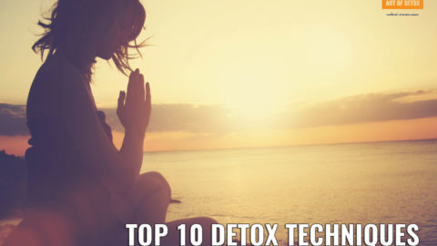 Top Ten Detox Techniques